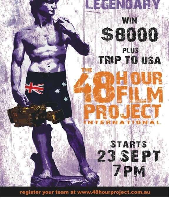 The 48-Hour Film Project September 23-25