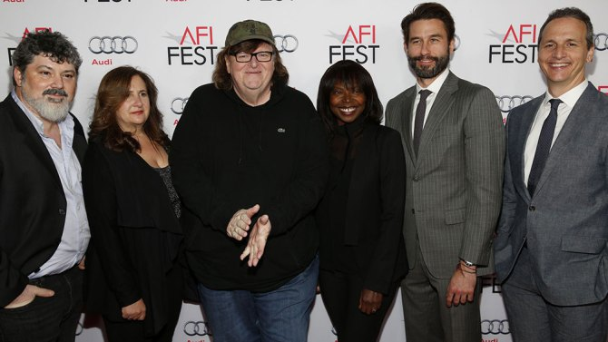 Michael Moore Conquers AFI Fest With 'Where to Invade Next' Premiere